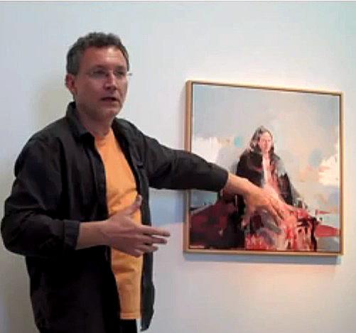 Portrait Alex Kanevsky