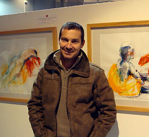 Portrait Bernard Pouchin