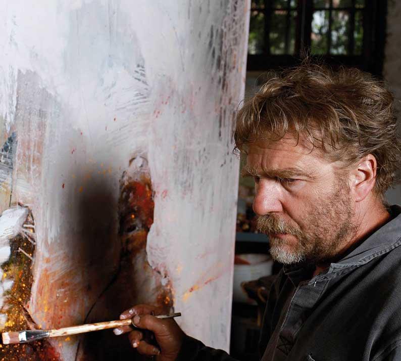 Portrait Christophe Hohler