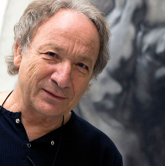 Portrait Ernest Pignon Ernest