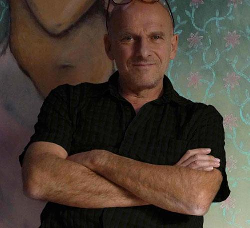 Portrait de Gerard Rocherieux