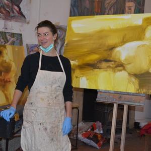 Portrait Iryna Yermolova