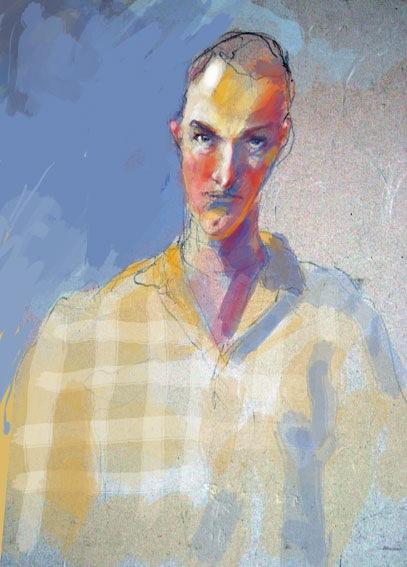 Portrait de Nicolas Doucedame